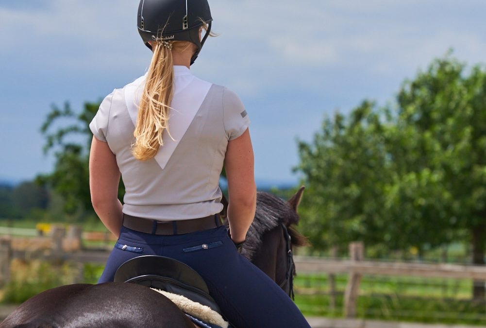Der Sitz, die Kontaktstelle zum Pferd Teil 2
